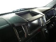 200ハイエースナロー エアロナビバイザーVer1
