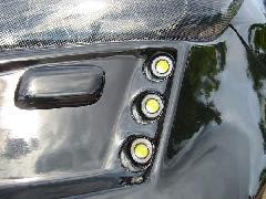 30プリウス ジュールバンパー専用LEDデイランプ