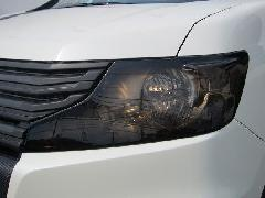 RKステップワゴン前期 ヘッドライトカバー(グラデーション)