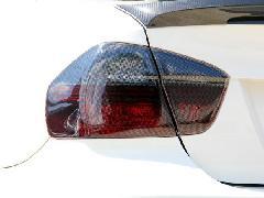 E90セダン前期 テールランプカバー(ライトスモーク・ドット)