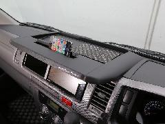 200ハイエースワイド エアロナビバイザー Ver2