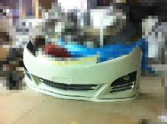 50エスティマ ジュールフロントバンパー専用フロントリップスポイラーVer3