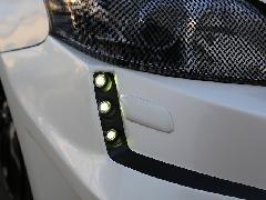 40プリウスα ジュールバンパー専用LEDデイランプ