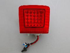 E51エルグランド ジュールリアバンパー専用LEDフラッシュセンターバックフォグ