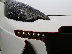 アクア フロントバンパー専用LEDウインカー&デイランプキット