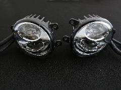 50エスティマ中期用 LEDデイランプinフォグランプ
