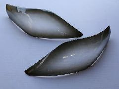 40プリウスα前期 ヘッドライトカバー(グラデーション)