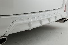 80VOXY ZSグレード 純正リアバンパー用アンダーガーニッシュ(純正近似色塗装済み)