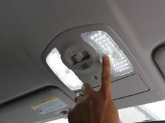 80ノア LEDタッチルームランプ