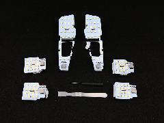 30ヴェルファイア(バルブ車) LEDタッチルームランプ