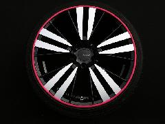 アウトレット RIMBANDS 22インチ ピンク
