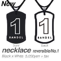 BANDEL ナンバーネックレス No.1