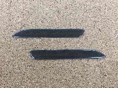 20アルファード Sグレード用 リフレクターカバー(ライトスモーク)