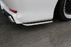 50エスティマ中期 アエラス リアサイドフラップ FRP未塗装