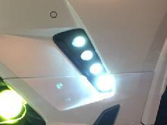 C-HR LEDデイランプKIT FRP製塗装済み