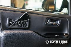 シックスセンス スマホホルダー Lサイズ 小物ポケット