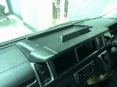 200ハイエースワイド エアロナビバイザー Ver3