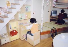 階段下ユニット+和室ユニット