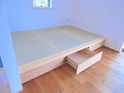 床下収納(畳コーナー)