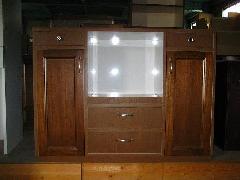 オーダー家具 家電収納棚