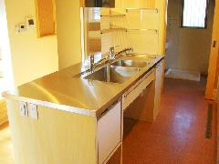 個人邸宅 キッチン
