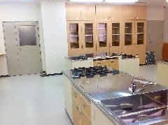 生涯学習センター キッチン