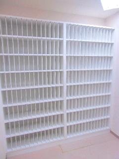 病院 カルテ収納棚