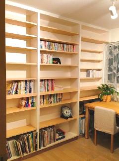 個人邸宅 書斎