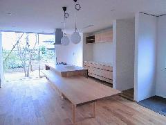 個人邸宅 オーダーキッチン