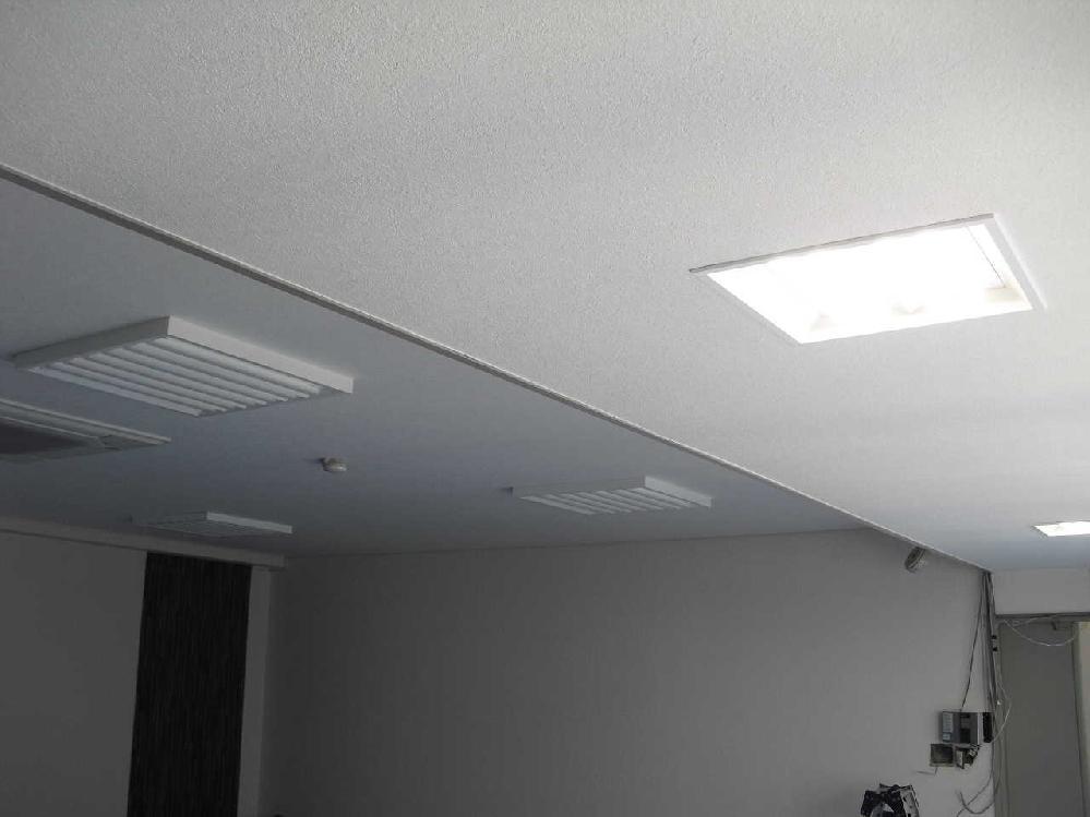 某事務所LED照明工事