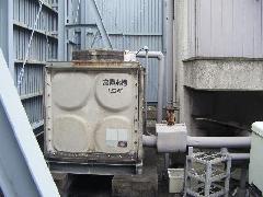 高架水槽塗装