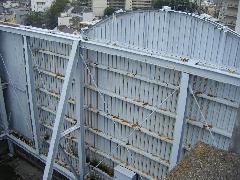 看板塗装 新宿区 Eマンション