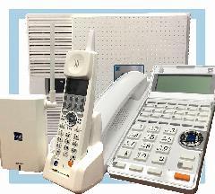 コードレス電話機WS-600(1台)+固定電話機TD-615(1台)