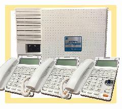 主装置 + 固定電話機3台セット