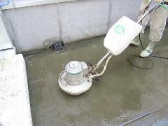 東京 病院の屋上洗浄