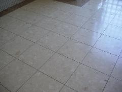 青梅市 ビルの床清掃
