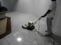 新宿区 店舗 床清掃