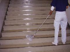 目黒区 ビルの床清掃