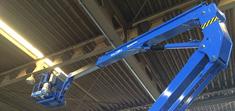高所作業LED工事