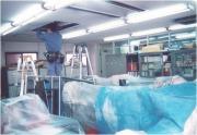 天井埋込カセットタイプエアコン洗浄作業の流れ1