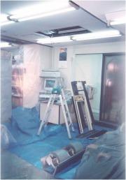 天井埋込カセットタイプエアコン洗浄作業の流れ5
