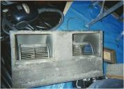 置形タイプエアコン洗浄作業の流れ2
