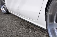 Audi A7(C7) AS Sport カーボンサイドスカート