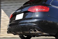 Audi A4(B8) AS Sport カーボンリアディフューザー