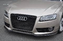 Audi A5(B8) AS Sport カーボンフロントスポイラー
