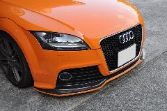 Audi TT/TTS(8J) AS Sport カーボンフロントスポイラー