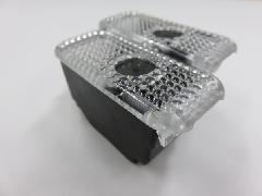 Audi Q5/SQ5(FY) Audi純正 4Rings/Quattro LED カーテシランプ