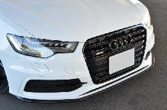 Audi A6/S6(C7) AS Sport カーボンフロントスポイラー