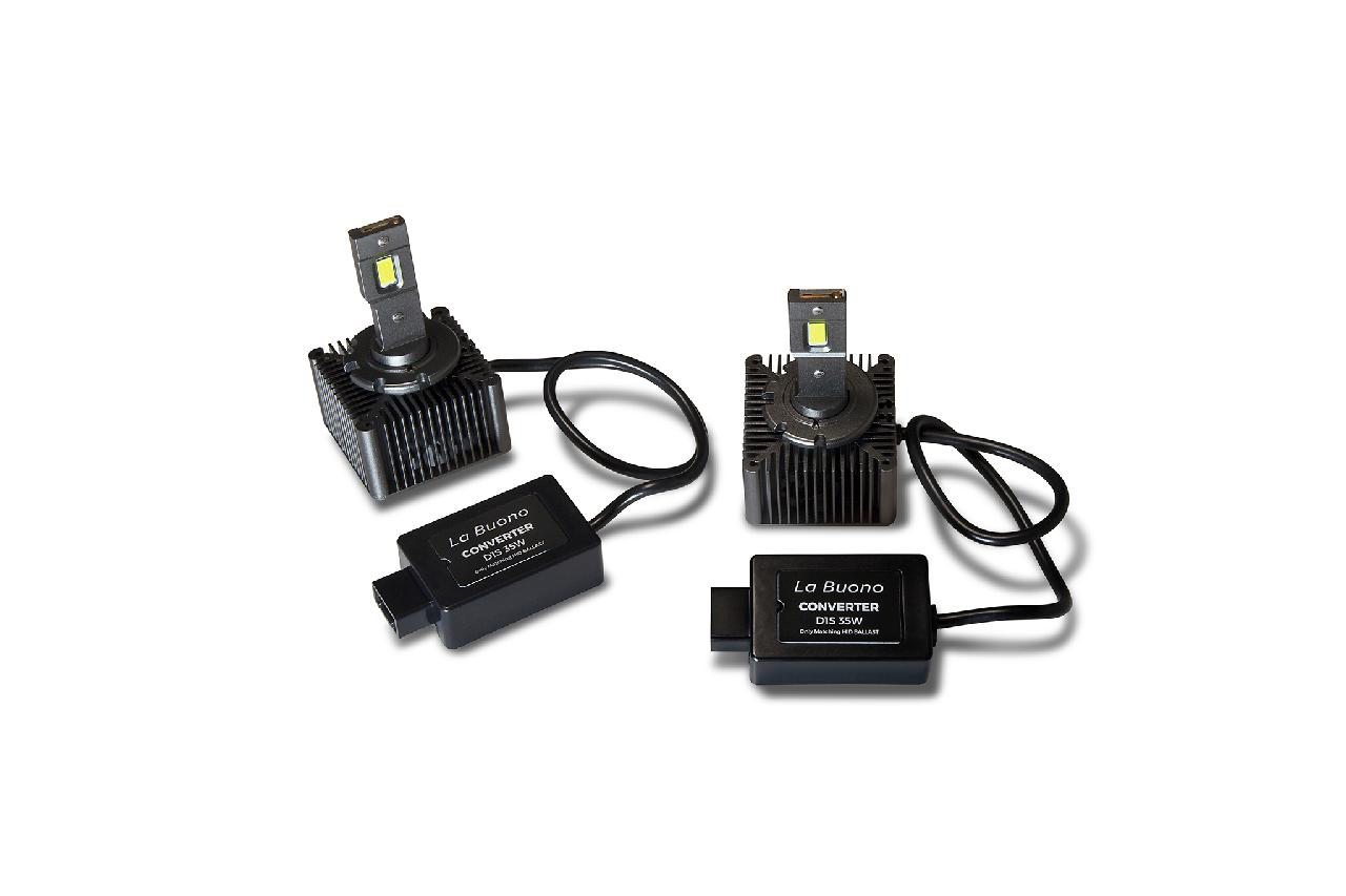 LEDコンバージョンヘッドライトバルブKIT