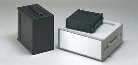 タカチ MSY66-21-23G MSY型バンド取手付システムケース
